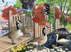 Nature's Blessing Birds Jigsaw Puzzle