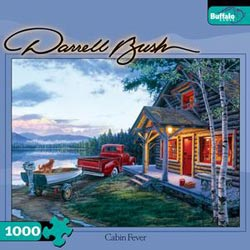 Cabin Fever Outdoors Jigsaw Puzzle