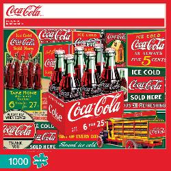 Evergreen (Coca-Cola) Food and Drink Jigsaw Puzzle