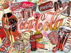 Enjoy Coca-Cola Coca Cola Jigsaw Puzzle