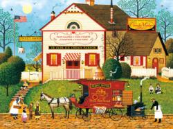 Sugar & Spice - Scratch and Dent Americana & Folk Art Jigsaw Puzzle