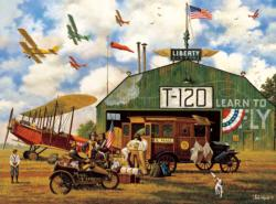 Hero Worship Americana & Folk Art Jigsaw Puzzle