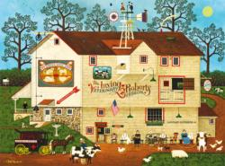 Next - Scratch and Dent Americana & Folk Art Jigsaw Puzzle