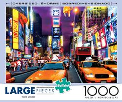 Times Square Cities Large Piece