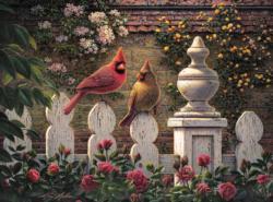 Emily's Garden Garden Jigsaw Puzzle