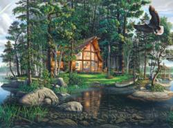 Freedom's Promise Nature Jigsaw Puzzle