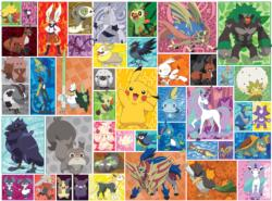 Pokemon Galar Frames Movies / Books / TV Jigsaw Puzzle