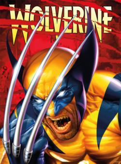 Wolverine Super-heroes Jigsaw Puzzle