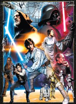 Star Wars™ : The Circle is Now Complete Movies / Books / TV Jigsaw Puzzle