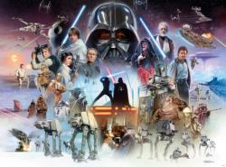 The Force is With You, Young Skywalker Star Wars Jigsaw Puzzle