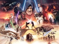 I Sense Great Fear In You, Skywalker Star Wars Jigsaw Puzzle