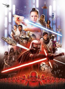 No One's Ever Really Gone Star Wars Jigsaw Puzzle