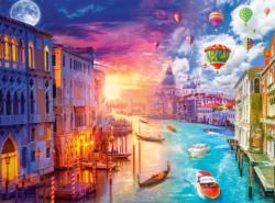 Venice, City on Water Venice Jigsaw Puzzle