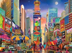Times Square, NYC New York Jigsaw Puzzle