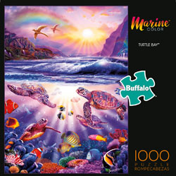 Turtle Bay Under The Sea Jigsaw Puzzle