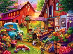 Bells Farm General Store Jigsaw Puzzle