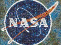NASA Photomosaic Photography Jigsaw Puzzle