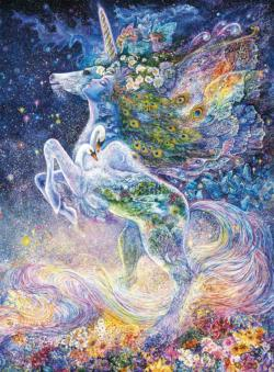 Soul of a Unicorn Unicorns Jigsaw Puzzle