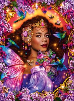Summer Queen Fairies Jigsaw Puzzle