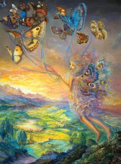 Butterflights Fairies Jigsaw Puzzle