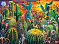 Desert Color Landscape Jigsaw Puzzle