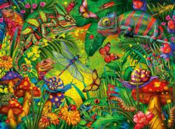 Tropical Forest Plants Jigsaw Puzzle