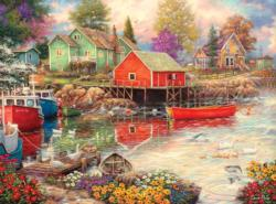 Quiet Cove Lakes / Rivers / Streams Jigsaw Puzzle
