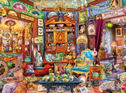 Curiosity Shop Domestic Scene Jigsaw Puzzle