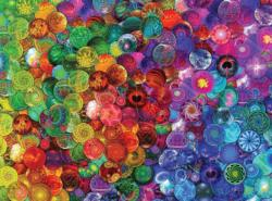 Cosmic Marbles Pattern / Assortment Impossible Puzzle