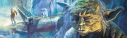 Yoda Star Wars Panoramic Puzzle