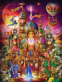 Krystol's Palace Fantasy Jigsaw Puzzle