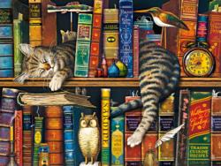 Frederick the Literate Library / Museum Jigsaw Puzzle