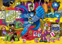 Trouble in the Batcave Super-heroes Children's Puzzles