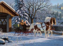 Treasured Memories Christmas Jigsaw Puzzle
