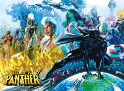 Black Panther #1 Super-heroes Jigsaw Puzzle