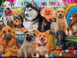 True Friends Dogs Jigsaw Puzzle