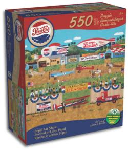 Pepsi Air Show (Only) Jigsaw Puzzle