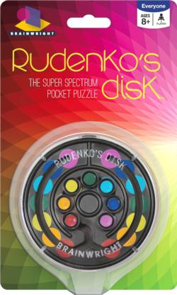 Rudenko's Disk Brain Teaser
