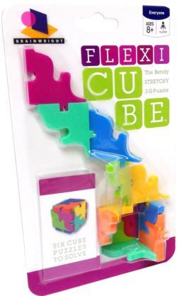 Flexi Cube 3D Puzzle