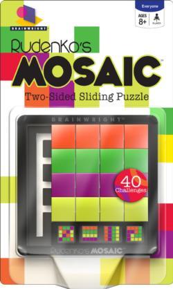 Rudenko's Mosaic Brain Teaser