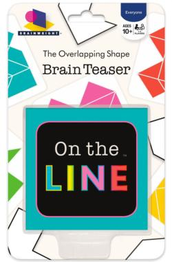 On The Line Brain Teaser