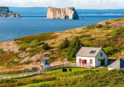 Gaspe, Quebec Canada Jigsaw Puzzle