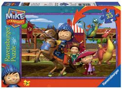 Mike's Adventures (Mike the Knight) Cartoons Children's Puzzles