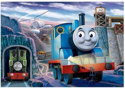 Thomas The Tank Engine Floor Puzzle Puzzlewarehouse Com