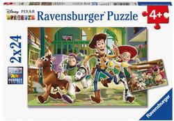 The Toys at Day Care Disney Jigsaw Puzzle