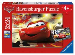 Cars Grand Entrance - Scratch and Dent Cartoons Children's Puzzles