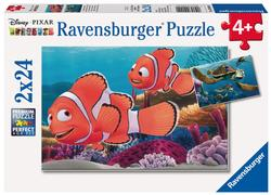 Nemo's Adventure Under The Sea Jigsaw Puzzle