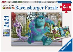 At Monsters University Movies / Books / TV Jigsaw Puzzle