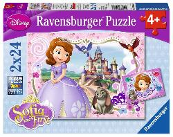 Sofia's Royal Adventures (Sophia the First) Movies / Books / TV Children's Puzzles