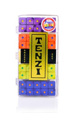 Tenzi Snazzy Set - Product May Vary Pi Day